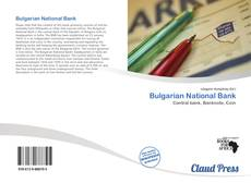 Copertina di Bulgarian National Bank