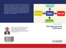 Buchcover von Risk Management Techniques