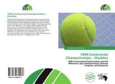 Buchcover von 1996 Continental Championships – Doubles