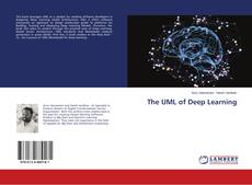 Portada del libro de The UML of Deep Learning