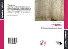 Couverture de Hypoplasia