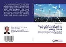 Capa do livro de Modes of electrical systems and grids with renewable energy sources