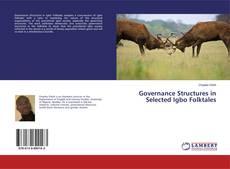 Borítókép a  Governance Structures in Selected Igbo Folktales - hoz