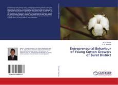 Buchcover von Entrepreneurial Behaviour of Young Cotton Growers of Surat District