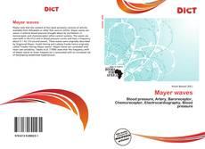 Buchcover von Mayer waves