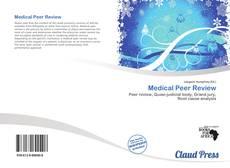 Capa do livro de Medical Peer Review