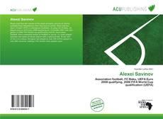 Bookcover of Alexei Savinov