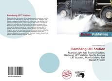 Bookcover of Bambang LRT Station