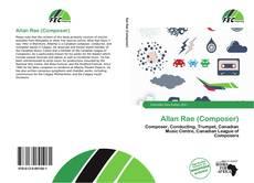 Bookcover of Allan Rae (Composer)