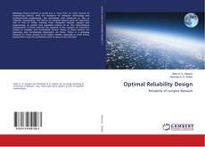 Bookcover of Optimal Reliability Design