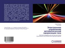 Электронное управление автоматической одоризации газа kitap kapağı