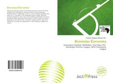 Bookcover of Bronislav Červenka