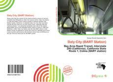 Buchcover von Daly City (BART Station)