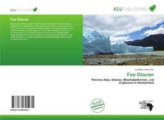 Capa do livro de Fee Glacier