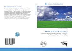 Portada del libro de Bharathidasan University