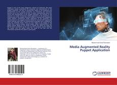 Capa do livro de Media Augmented Reality Puppet Application