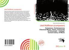 Portada del libro de Joel Hoffman (composer)