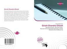 Capa do livro de Girish Chandra Ghosh