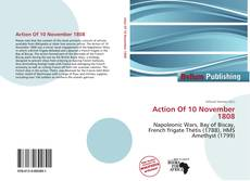 Bookcover of Action Of 10 November 1808
