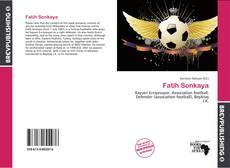 Bookcover of Fatih Sonkaya