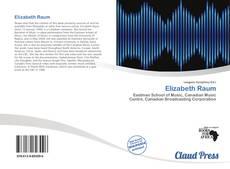 Bookcover of Elizabeth Raum