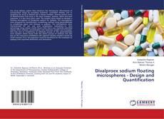 Couverture de Divalproex sodium floating microspheres - Design and Quantification
