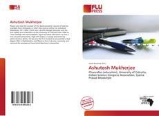 Ashutosh Mukherjee的封面