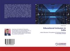 Copertina di Educational Inclusion in India