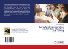 Copertina di Curriculum Implementation in Adult Basic Education and Training