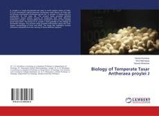 Couverture de Biology of Temperate Tasar Antheraea proylei J