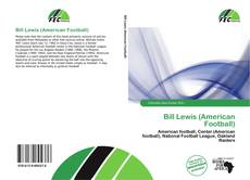 Buchcover von Bill Lewis (American Football)
