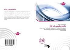Buchcover von Kirk Lowdermilk