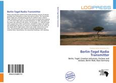 Bookcover of Berlin-Tegel Radio Transmitter