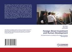 Portada del libro de Foreign Direct Investment and Human Development