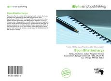 Bookcover of Bijon Bhattacharya