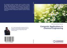 Buchcover von Computer Applications in Chemical Engineering