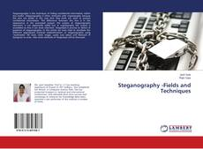 Bookcover of Steganography -Fields and Techniques