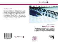 Bookcover of Jahanara Imam