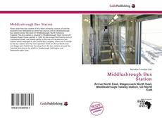 Buchcover von Middlesbrough Bus Station