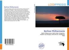 Portada del libro de Berliner Philharmonie