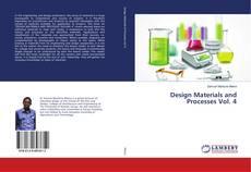 Portada del libro de Design Materials and Processes Vol. 4