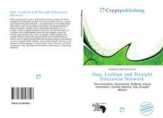 Capa do livro de Gay, Lesbian and Straight Education Network