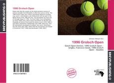 Bookcover of 1996 Grolsch Open