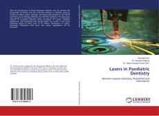 Обложка Lasers in Paediatric Dentistry