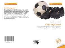 Buchcover von Antti Hynynen