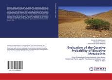 Обложка Evaluation of the Curative Probability of Bioactive Metabolites