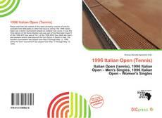 Bookcover of 1996 Italian Open (Tennis)