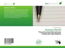 Bookcover of Humayun Ahmed