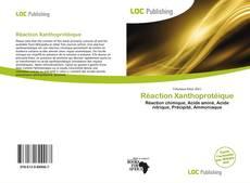 Bookcover of Réaction Xanthoprotéique