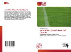Buchcover von John Allen (Welsh Football Coach)